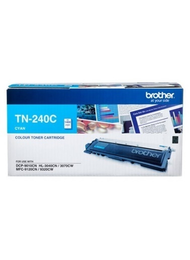 Brother Tn-240C Mavı 1400 Sayfa Toner Hl-3040Cn, Hl-3070Cw, Dcp-9010Cn, Mfc-9120Cn, Mfc-9320Cw Renkli